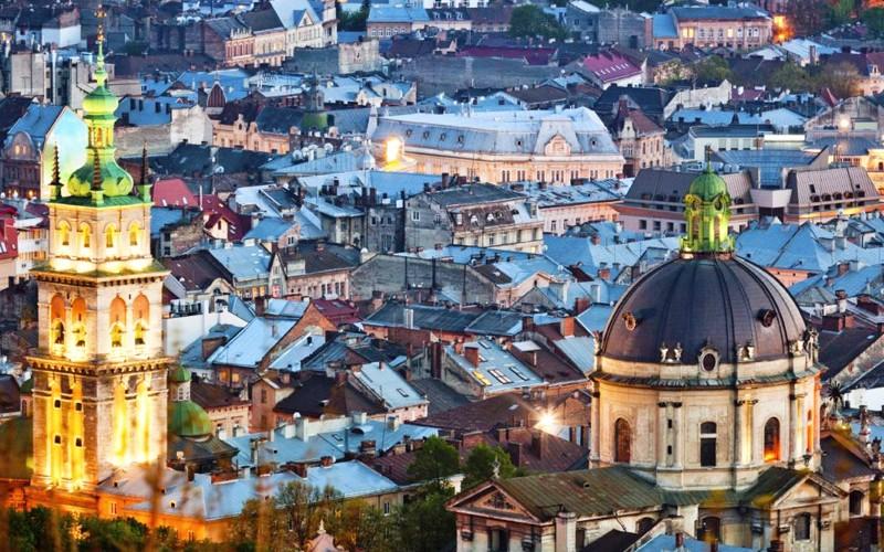 Изображение Дивовижні пам'ятки Львова