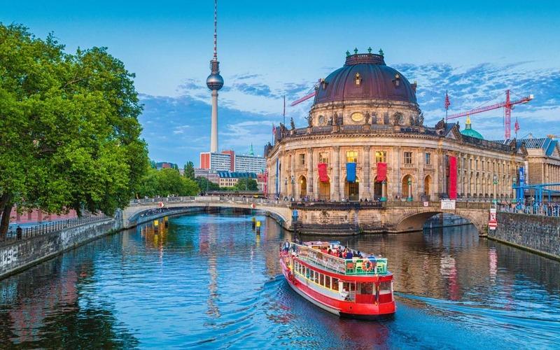Изображение Сім кращих місць в Берлині для відвідування