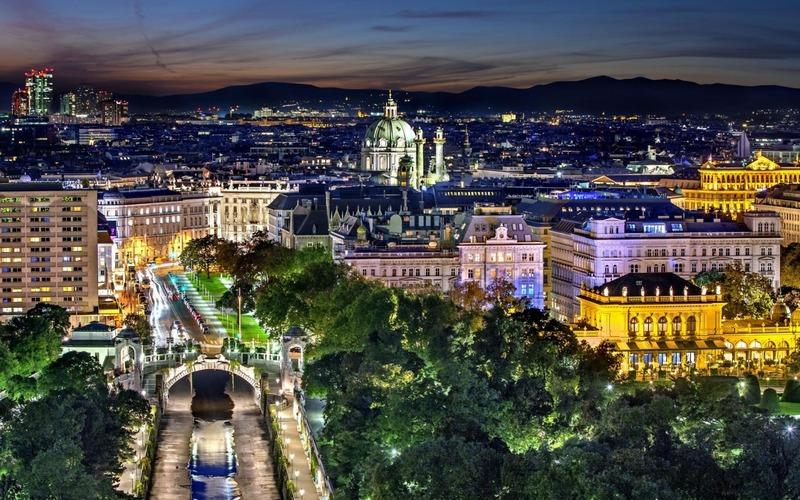 Изображение П'ять місць у Відні, які треба відвідати