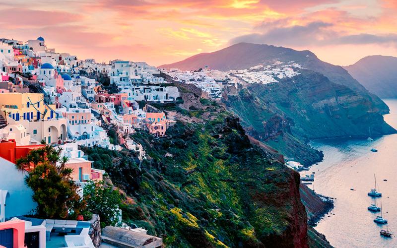 Изображение Топ-5 кращих островів Греції