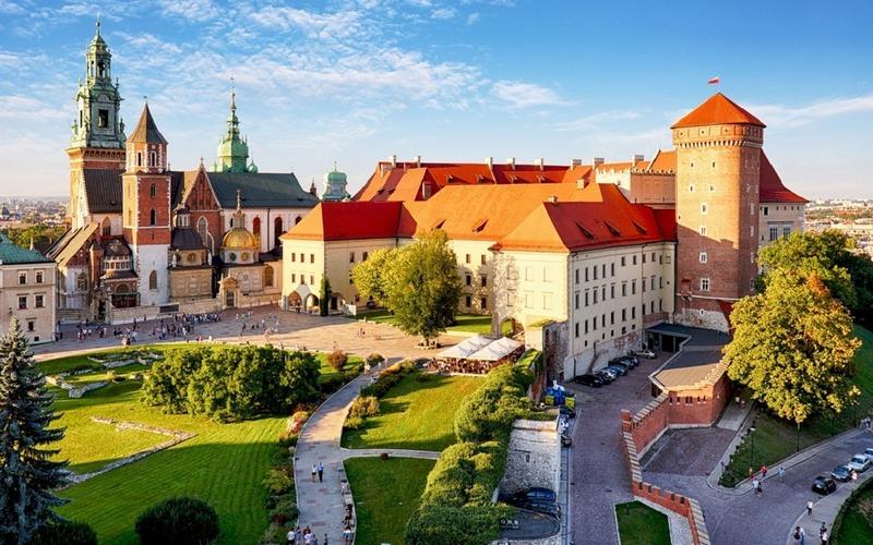 Изображение Найпопулярніші місця культурної столиці Польщі