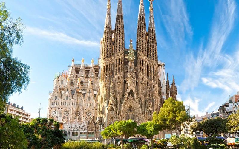 Изображение Незвичайна Барселона – Унікальна, Старовинна, Сучасна…