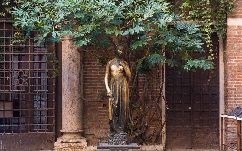 Изображение Дом Джульєтти, Верона