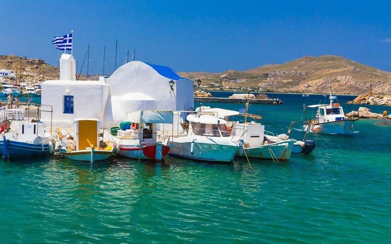 Изображение Міконос - Греція