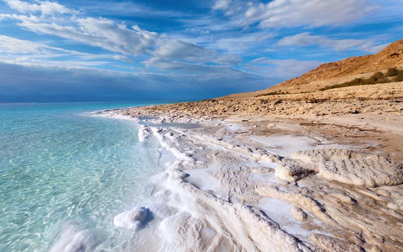 Изображение Відпочинок на мертвому морі: кращі spa-курорти, лікувальні грязі та ізраїльська косметика