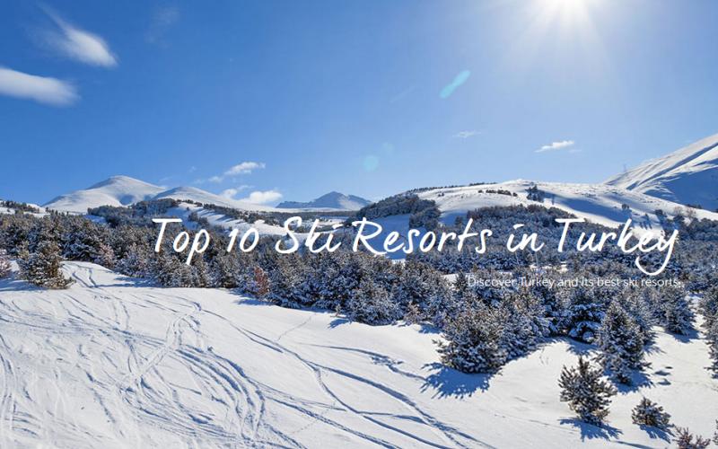 Изображение 5 кращих гірськолижних курортів Туреччини