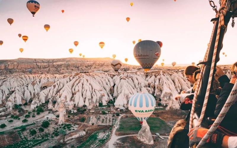 Изображение 5 неймовірних місць, щоб відвідати в Каппадокії