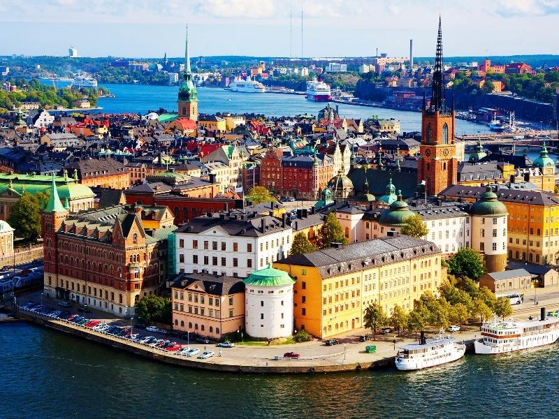 Изображение Швеція