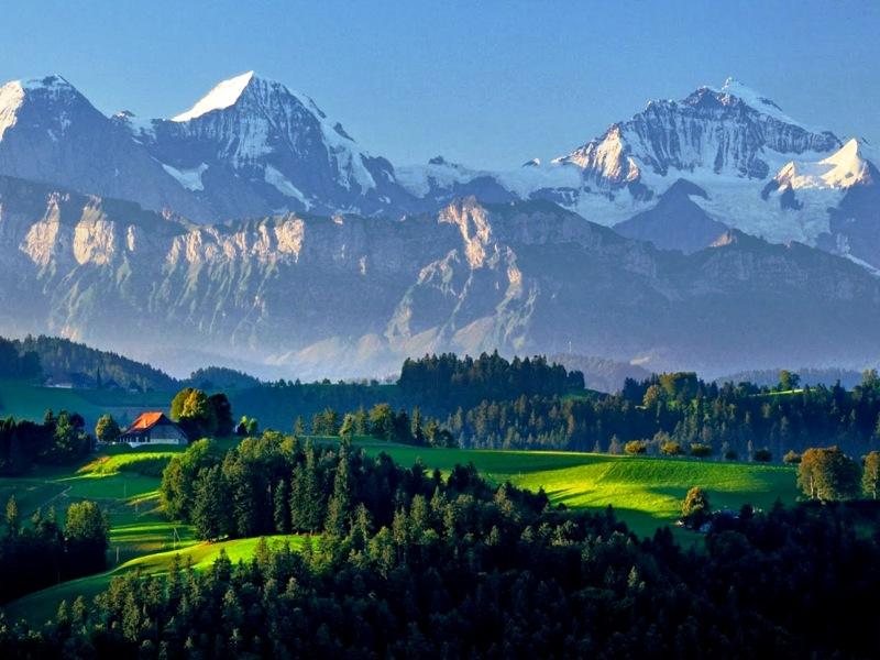 Изображение Швейцарія