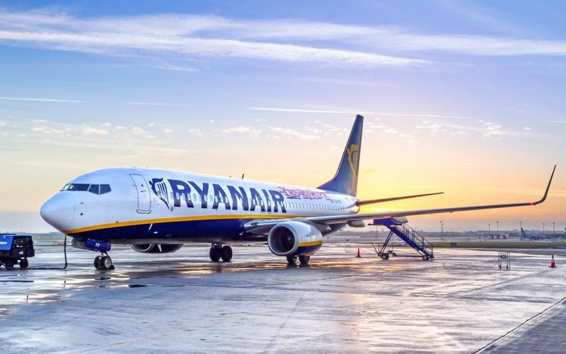 Изображение Ryanair розпродає квитки на літо з Польщі від 9€