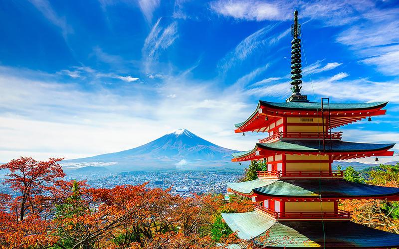 Изображение Japan Airlines роздає 100 тисяч квитків по Японії безкоштовно