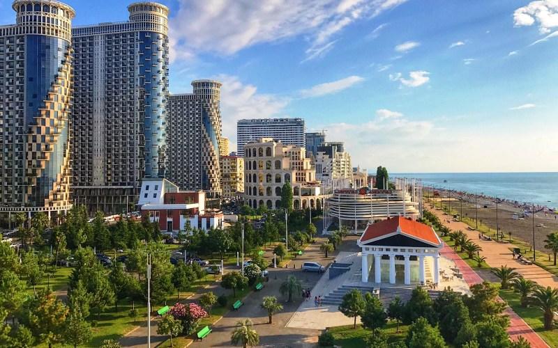 Батумі – найпопулярніший курорт Грузії